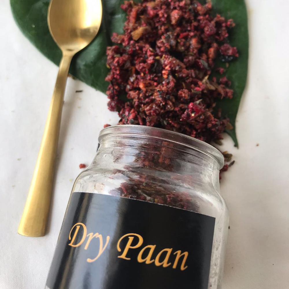 Dry Paan